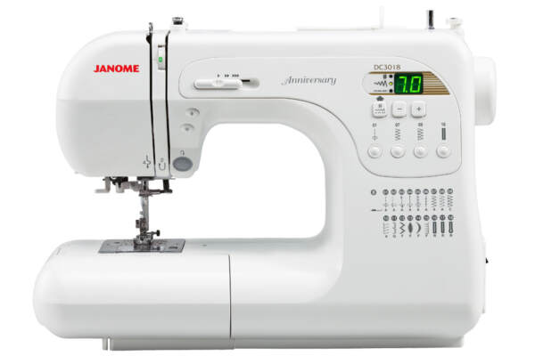 Janome DC3018