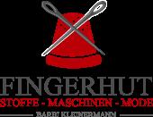 Fingerhut Stoffe & Nähmaschinen Wolfenbüttel Logo