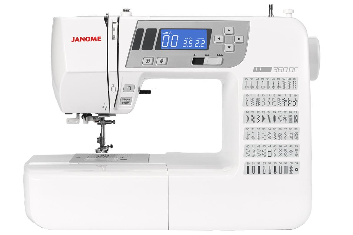 Janome 360DC