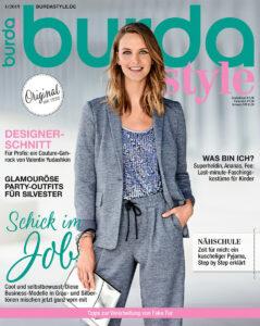 burda style Ausgabe Januar 2019