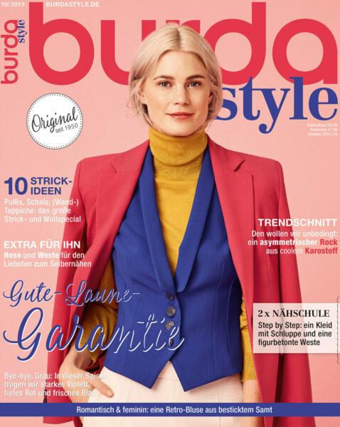 burda style Ausgabe Oktober 2019