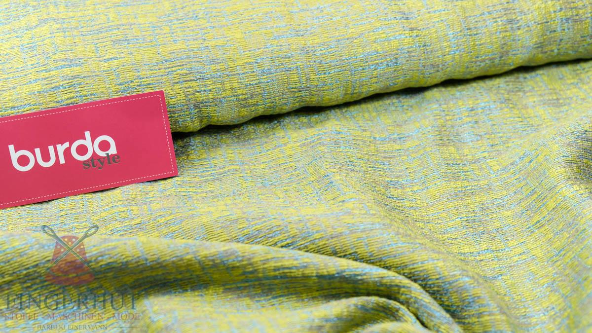 Stoff 83558 Jacquard