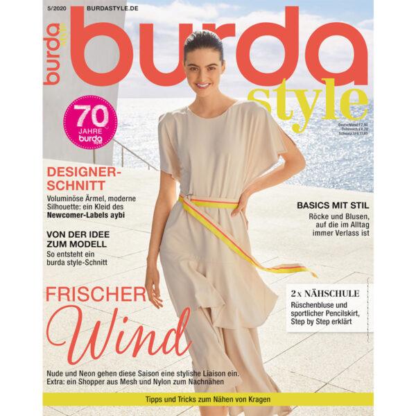 burda style Ausgabe Mai 2020