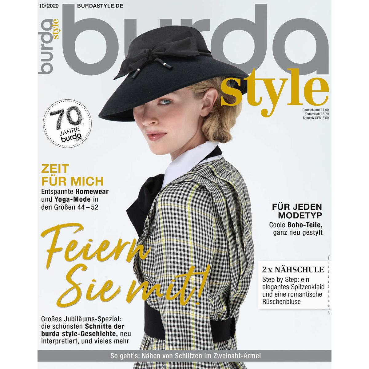 burda style Ausgabe Oktober 2020