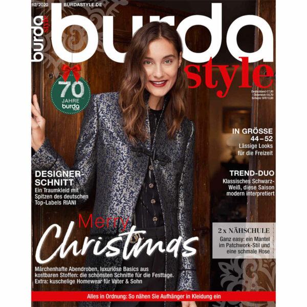 burda style Ausgabe Dezember 2020