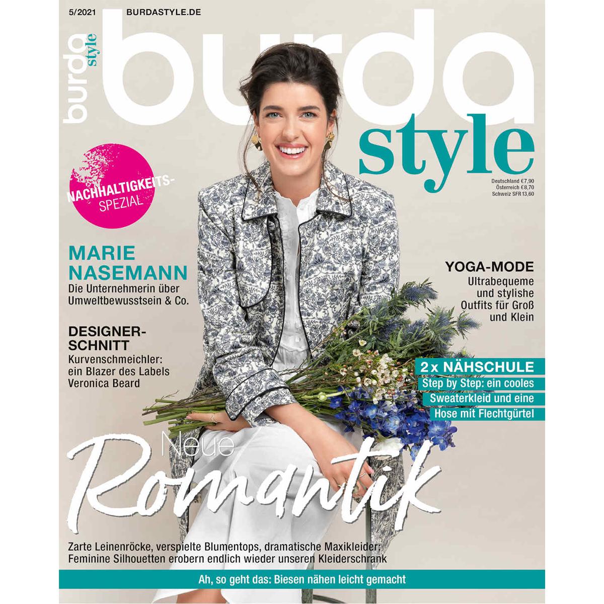 burda style Ausgabe Mai 2021