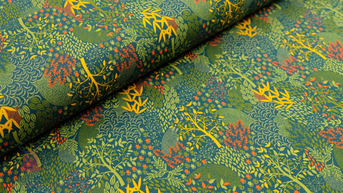 Stoff 90557 Baumwolle-Jersey mit Modal